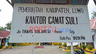 Warga Suli Positif Covid 19, Begini Tanggapan Camat Suli Dan Anggota DPRD Luwu