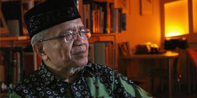 Taufiq Ismail Ungkap Aksi Pelecehan Tuhan dan Agama yang Dilakukan PKI Melalui Seni Ludruk