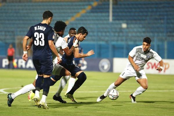 اهداف مباراة بيراميدز واسوان (2-0) الدوري المصري