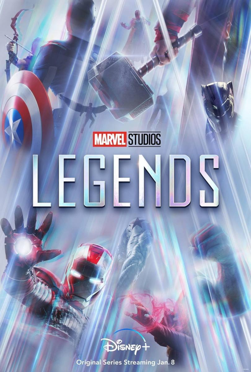 Leyendas de Marvel Temporada 1 Completa 1080p Latino-Ingles