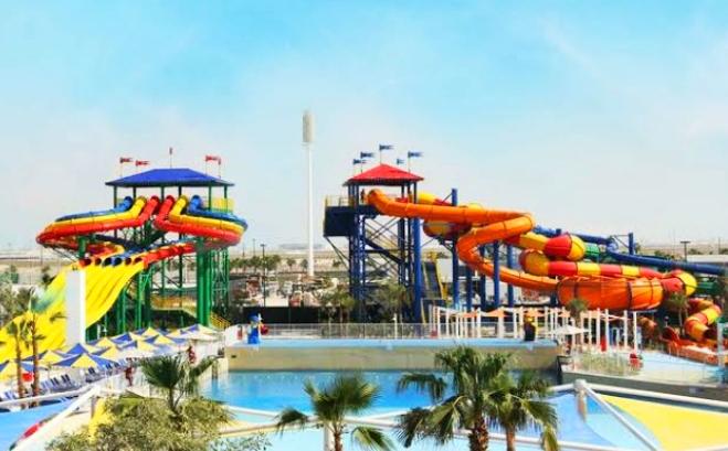 أنشطة ليجولاند دبي المائية