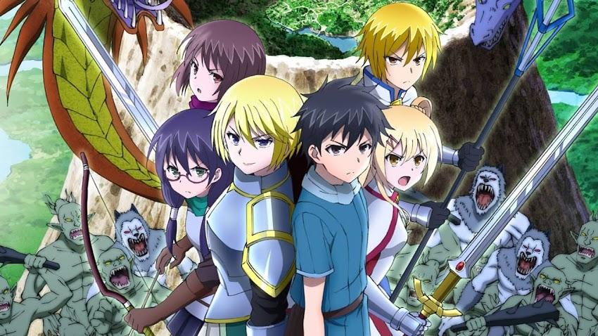 (Anime) 100-man no Inochi no Ue ni Ore wa Tatteiru 2nd Season [Hoàn thành]