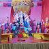 मां दुर्गा के आठवें स्वरूप महागौरी की पूजा अर्चना कर भक्तों ने धनधान्य का मांग आशीर्वाद
