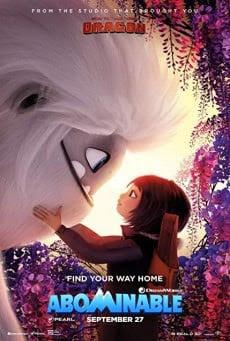 Abominable เอเวอเรสต์มนุษย์หิมะเพื่อนรัก