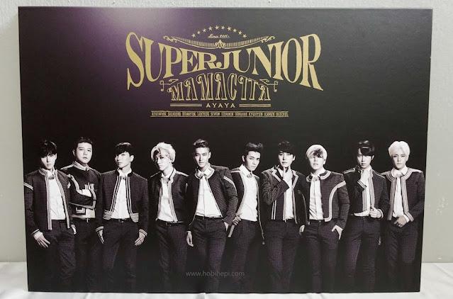 Super Junior Limited Album