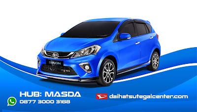 Spesifikasi Dan Daftar Harga Daihatsu Sirion Tegal September 2021