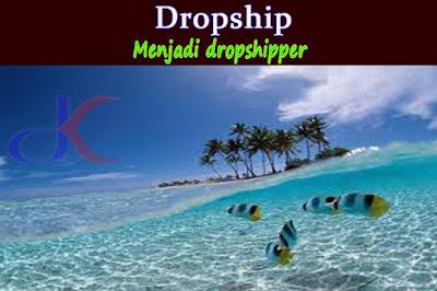 Dropship | Menjadi dropshipper