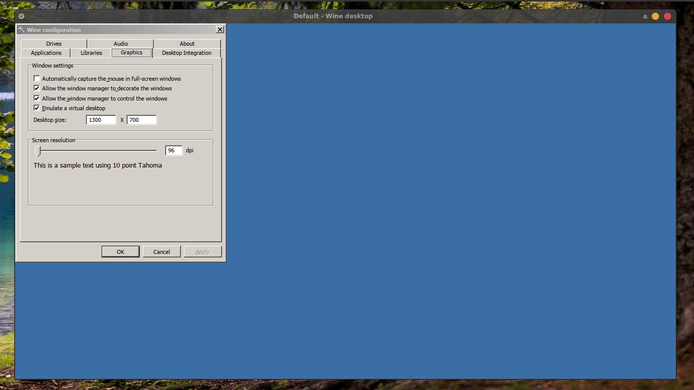 Proton Virtual Emulated Desktop