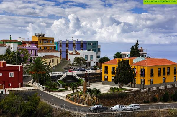 El Pleno del Ayuntamiento de Tijarafe reitera su apoyo incondicional a los municipios afectados por el volcán