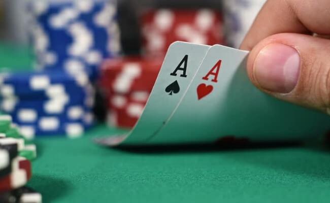 Pocket Aces SPR