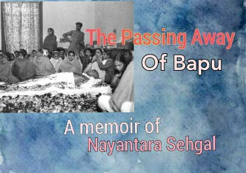 The Passing Away of Bapu Questions Answers