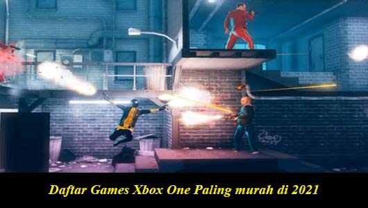 Daftar Games Xbox One Paling murah di 2021