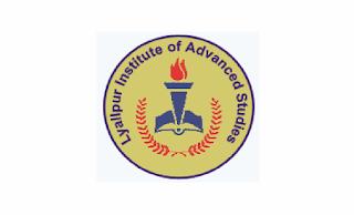 www.lias.edu.pk - LIAS College of Pharmacy Faisalabad Jobs 2021 in Pakistan