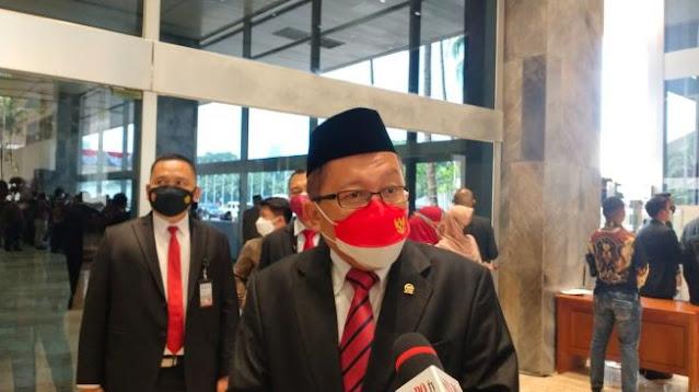 Jokowi Diminta Kumpulkan Ketum Parpol Bahas Jadwal Pemilu 2024, PPP: Tak Masalah, Asal...