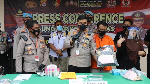 Tipu Warga-Ngaku Pensiunan Jenderal, Pria di Tangerang Ditangkap Polisi