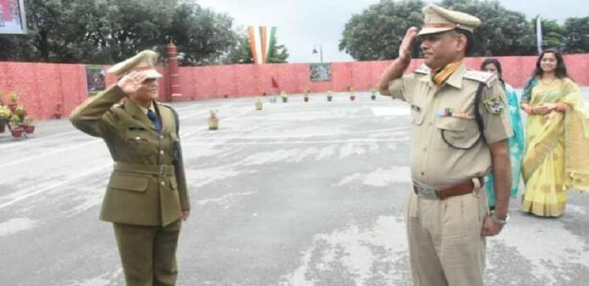 Assistant Commandant Diksha