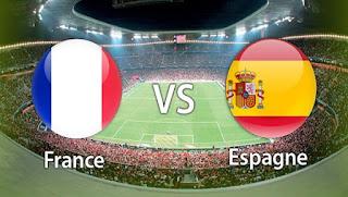 موعد مباراة فرنسا ضد إسبانيا  في نهائي الأمم الأوروبية والقنوات الناقلة لها