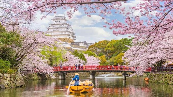 Himeji Castle, Hyogo, Japan (with Map & Photos)