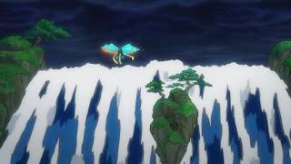 ワンピースアニメ 988話 ワノ国編 白ひげ海賊団隊長 不死鳥マルコ   ONE PIECE MARCO