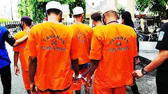Polres Parepare Berhasil Mengungkap 3 Kasus Narkotika di Awal Tahun 2021
