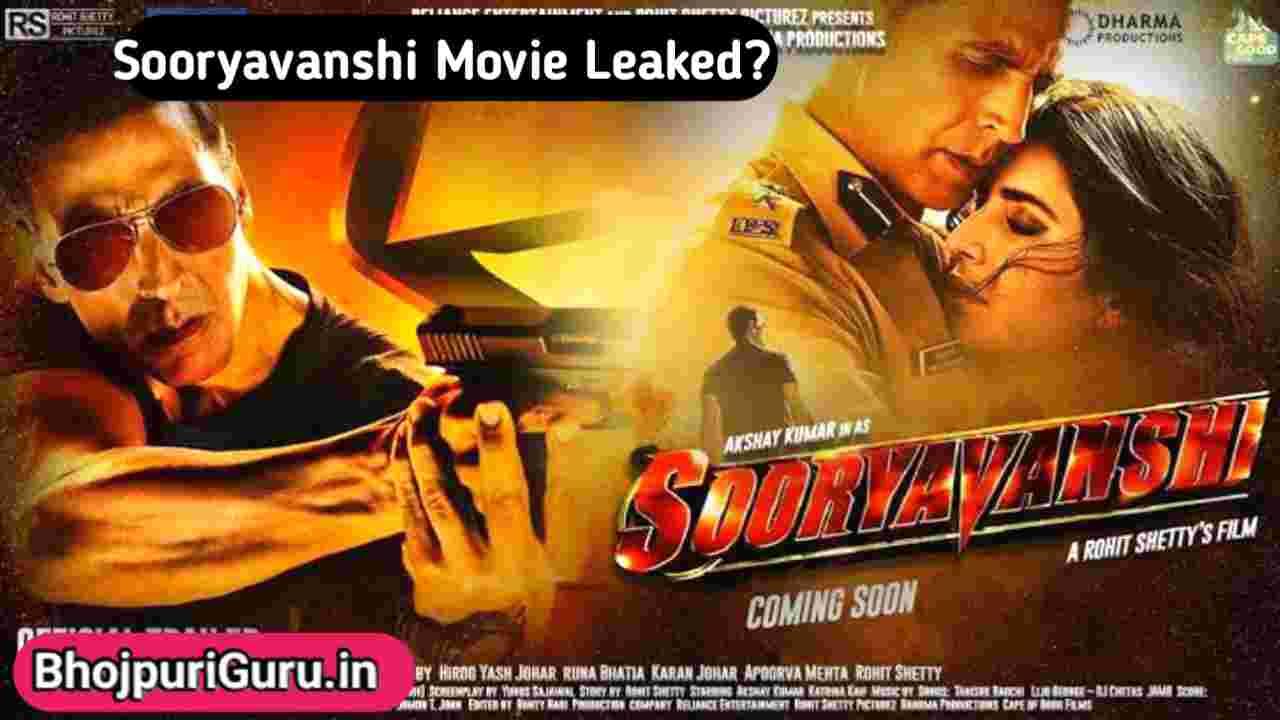 Sooryavanshi Full Movie Download 480p, 720p, 1080p Filmywap, 123mkv, Filmyzilla, 7StarHD - Bhojpuriguru.in