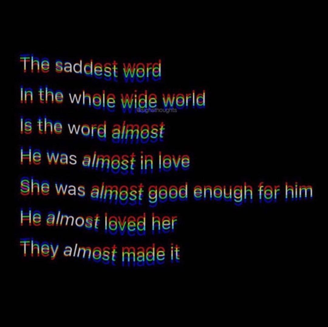 Sad Text DP for WhatsApp Profile