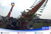 Tradisi Lomba Layang-Layang Pasca Panen Di Jombang