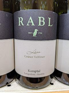Rabl Löss Grüner Veltliner 2019 (88+ pts)