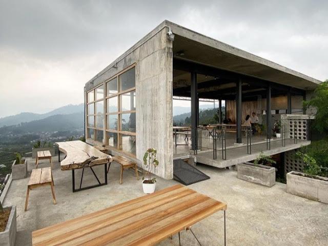 daftar harga menu cafe concrete batu, harga menu concrete batu cafe, alamat lokasi cafe concrete batu