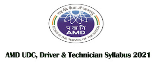 AMD UDC, Driver & Technician Syllabus 2021