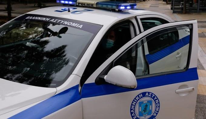 Σύλληψη αλλοδαπού για παράνομη είσοδο στη χώρα και πλαστογραφία