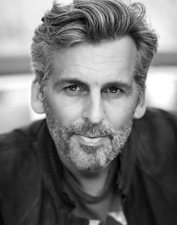 Picture of Rhonda Tollefson's husband Oded Fehr