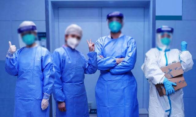لأول مرة: انخفاض ملحوظ في عدد الإصابات بفيروس كورونا في تونس