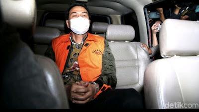 Azis Syamsuddin Diperiksa Perdana KPK Usai Jadi Tersangka