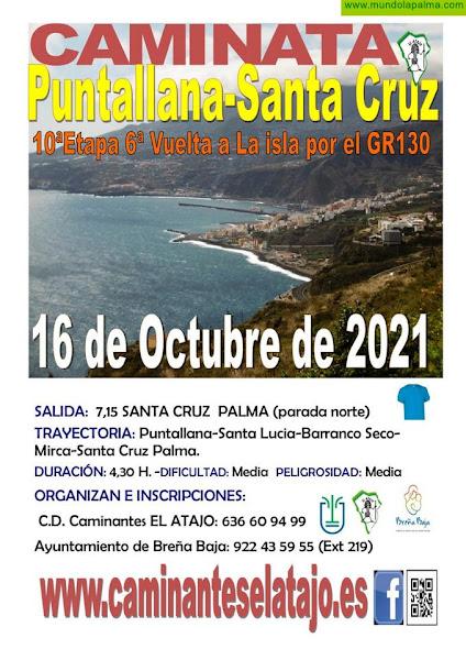 EL ATAJO: Santa Cruz de La Palma, penúltima etapa