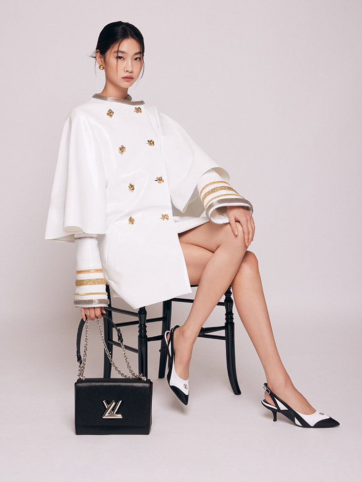 Squid Game Star Ho Yeon Jung is the New Brand Ambassador of Louis Vuitton