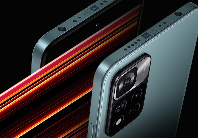 Conheça o design do Redmi Note 11 inspirado no iphone