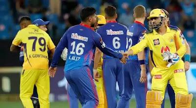 Cricket Highlights – CSK vs DC Qualifier 1 IPL 2021