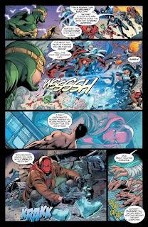 DC Comics: Previews segunda semana de octubre 2021