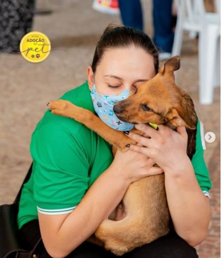 """Uberlândia Shopping recebe Feira """"Adoção de Pet"""" neste sábado"""