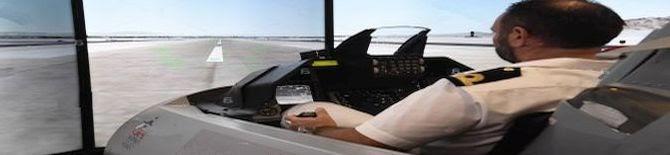 Flight Simulator At INS Dega Goes Operational