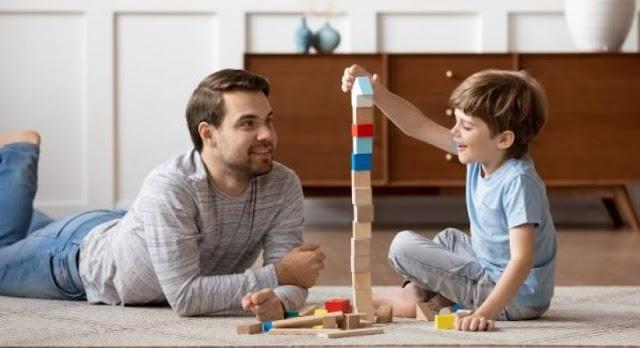 Μπαμπάς – Πώς συμβάλλει στην ανάπτυξη του παιδιού;