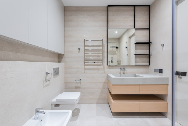 A Guide for Designing Different Kinds of Restrooms