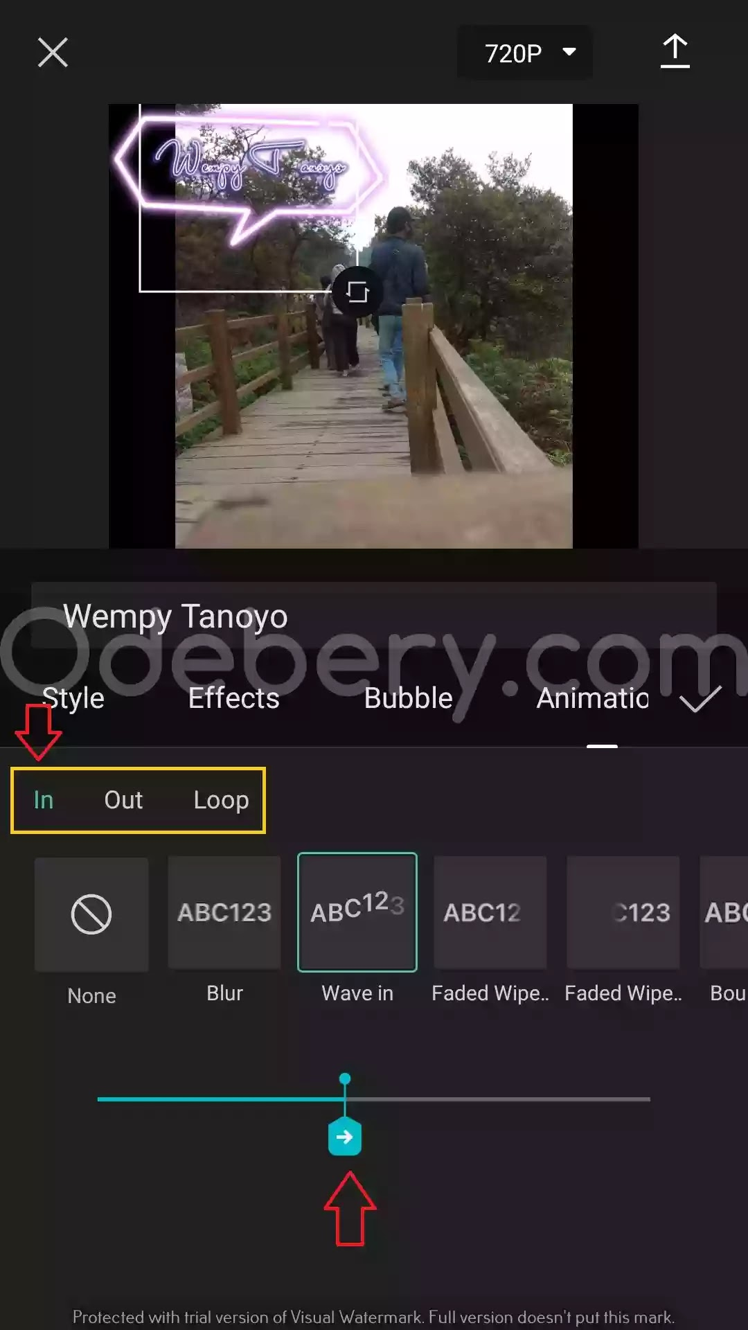 Cara Membuat Video Tulisan Bergerak di CapCut