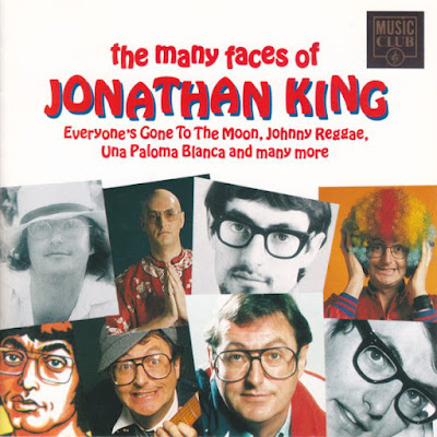 Jonathan King - 2013 - The Many Faces Of @320. With Covers