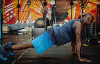 body strength workout schedule