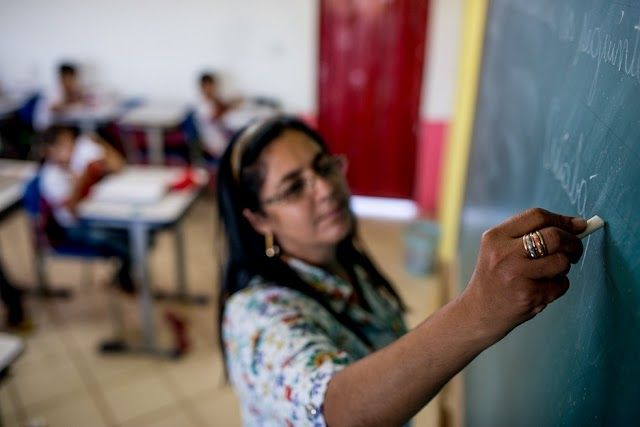 RN tem a pior média salarial do país para os professores