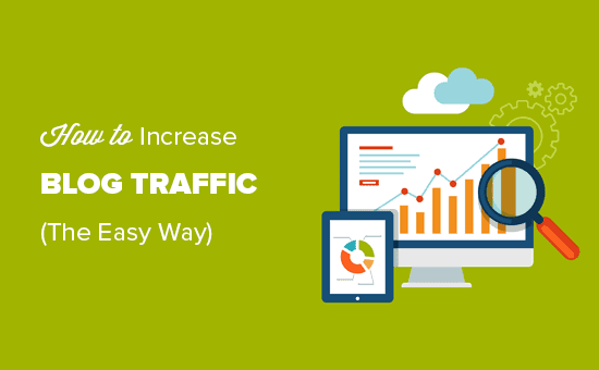 How to increase you blog traffic and make more money