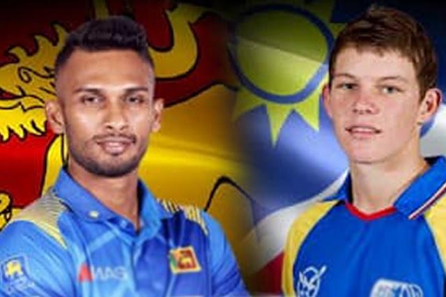 T20 WC 2021 - இலங்கை அணி களத்தடுப்பில்..!!!