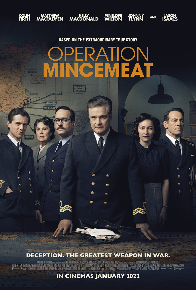 Operation Mincemeat poster